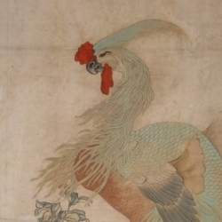 Chinese Painting : Decorative Fowl with Leo Donaghy2 Wednesday Sessions, 17th & 24th April,10am – 4pm