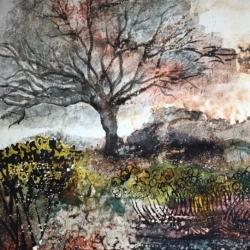 Batik Trees - Jenny OLeary