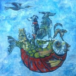 Judith Harrison ~ All aboard