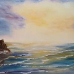 Ocean of colour