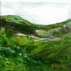 Welsh Landscape - II web