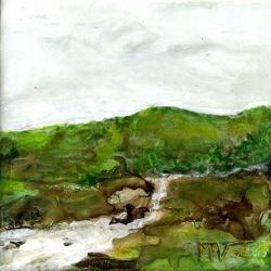 Welsh Landscape - IV web