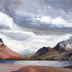 Snowdonia from Nantlle - web